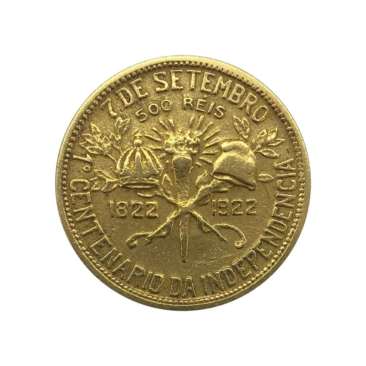 500 Réis 1922 - MBC
