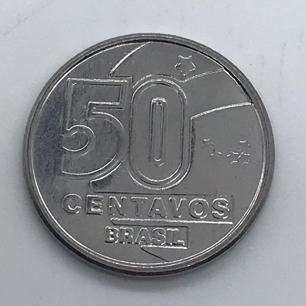 50 CENTAVOS 1990 FC