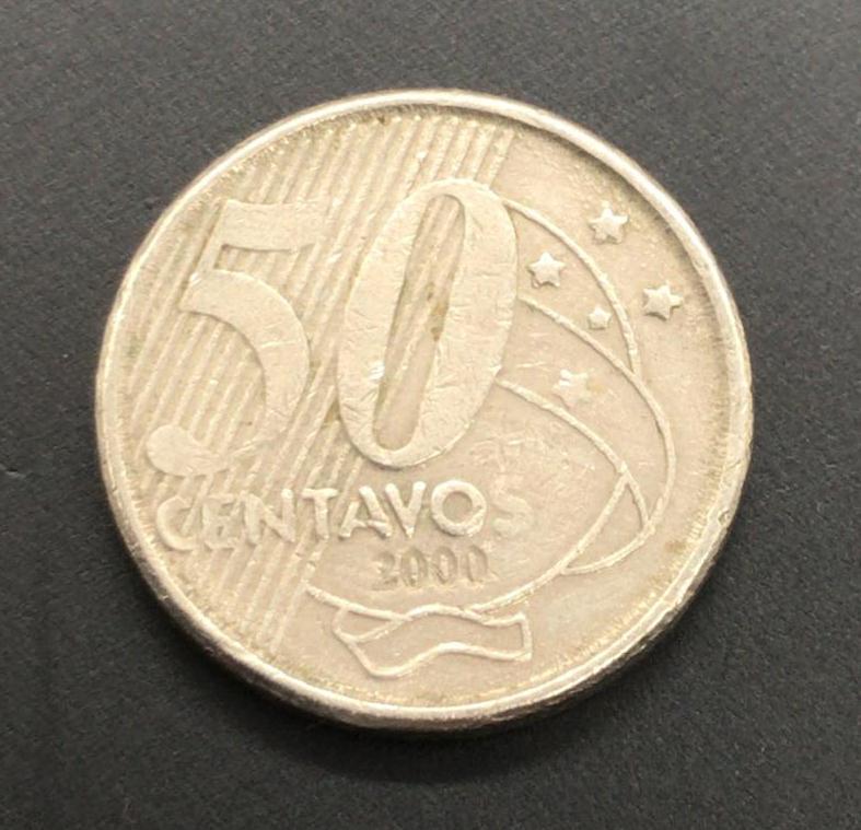 50 Centavos 2000 MBC