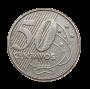 Moeda Brasil 50 Centavos 2000 MBC
