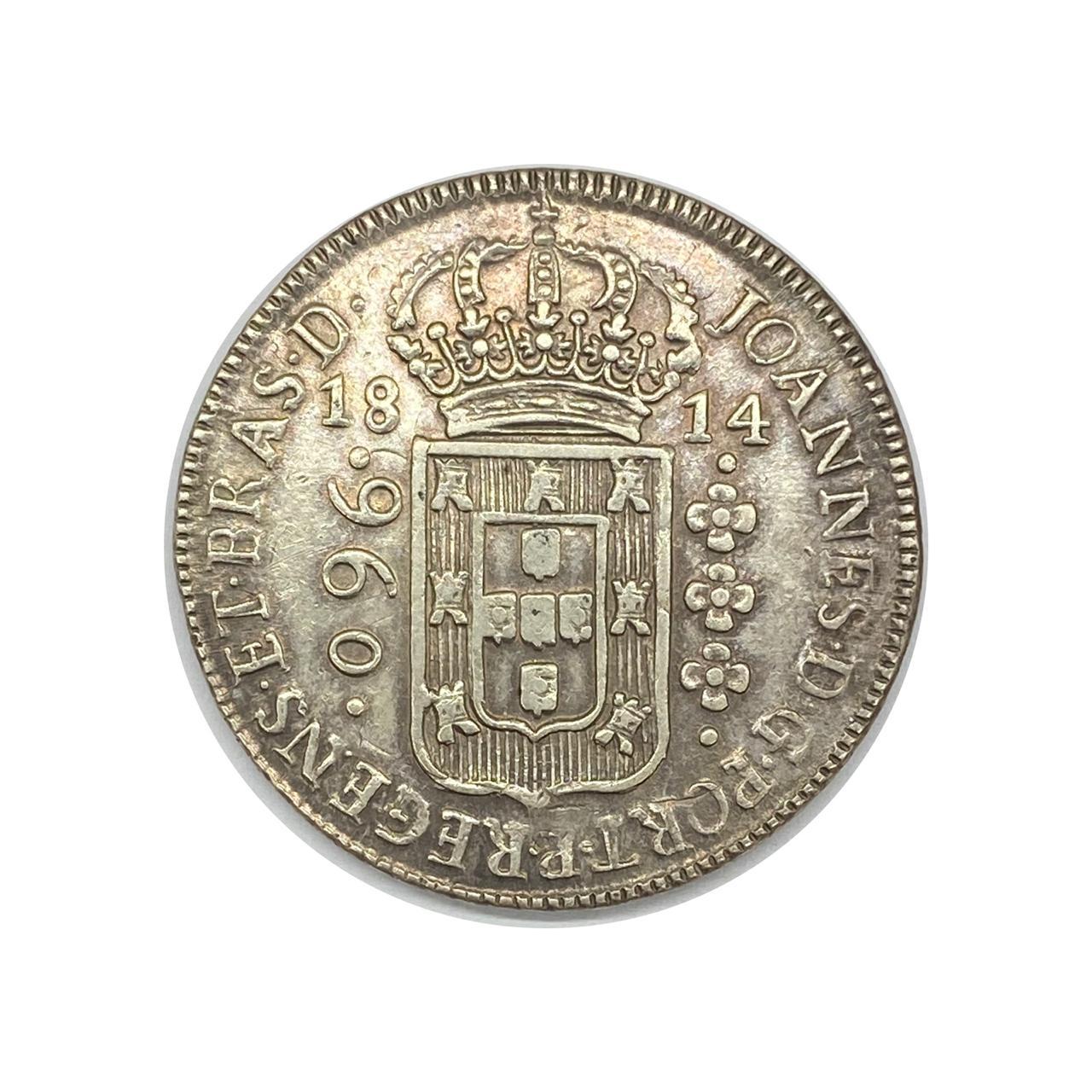 960 Réis 1814 B - PATACÃO