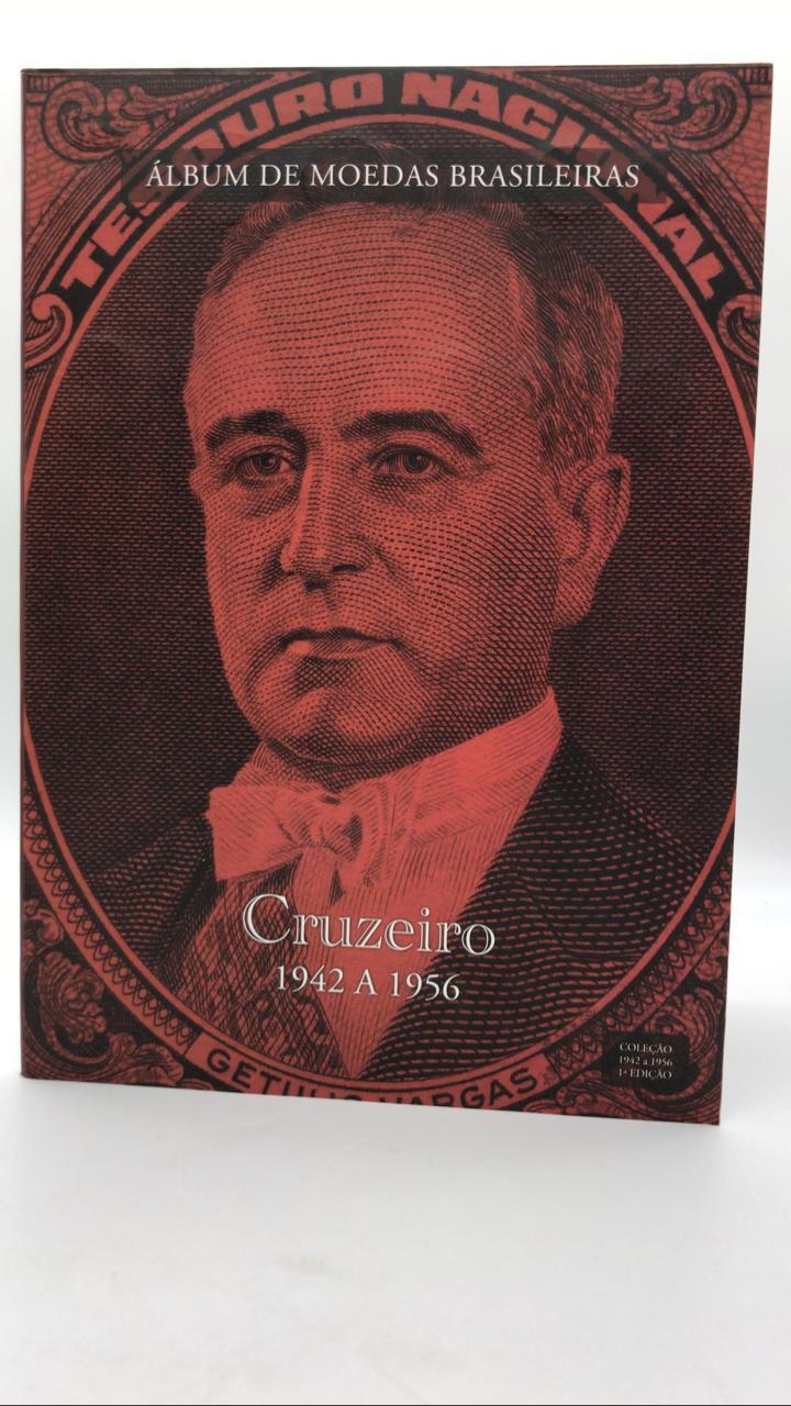Álbum Cruzeiro 1942-1956 (Incompleto)