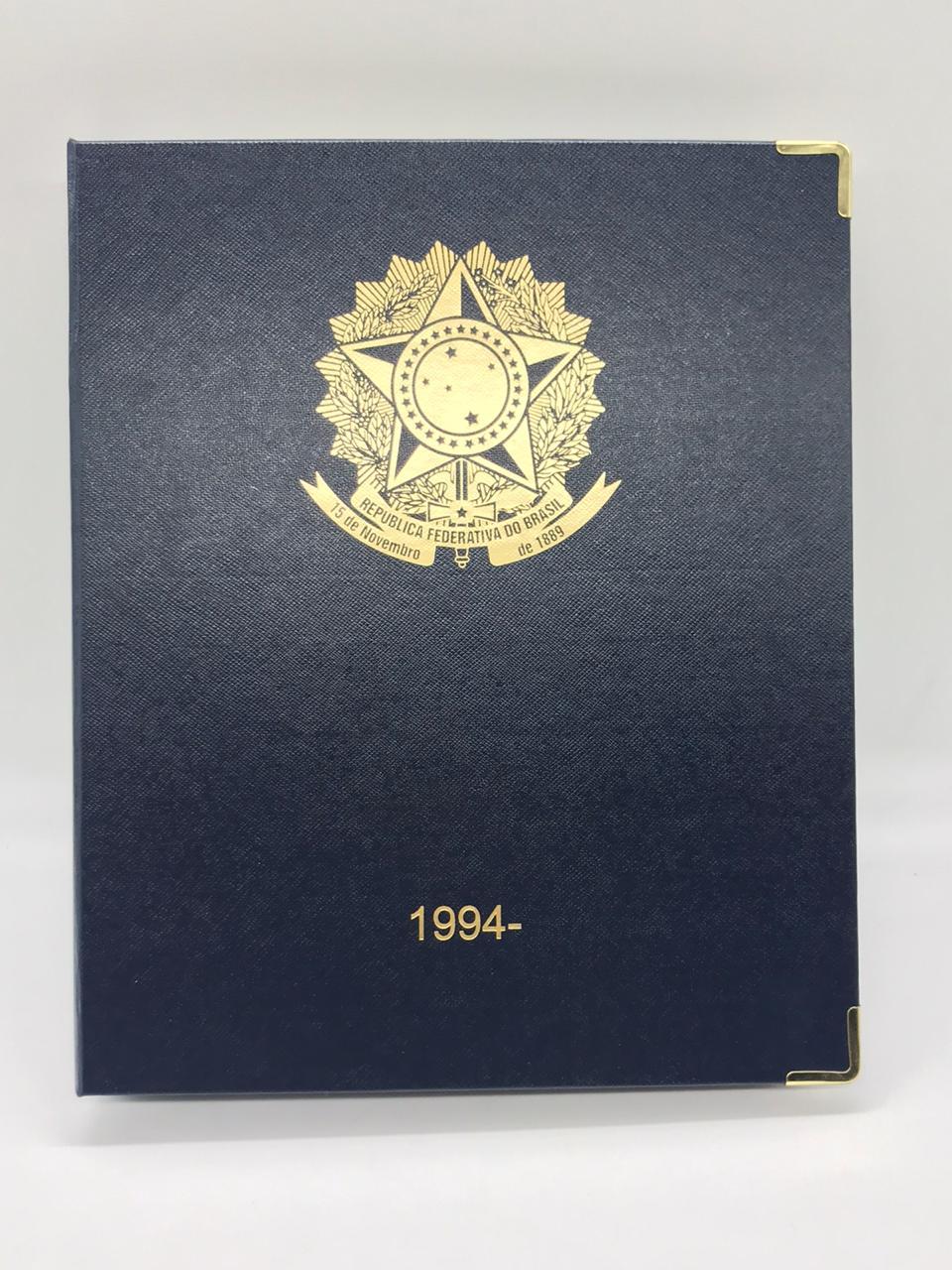 ÁLBUM DE LUXO 4  (1994-2023) -  COM BOX