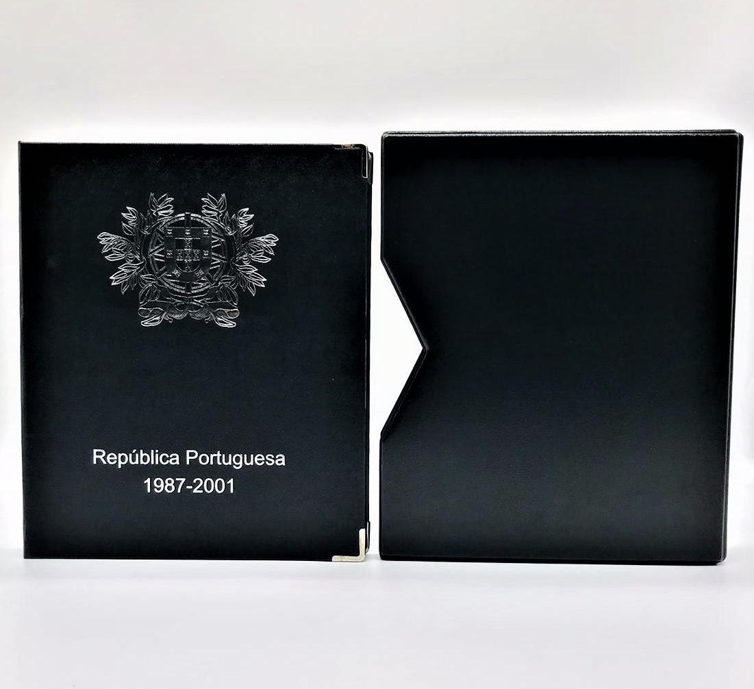 Álbum Luxo República de Portugal / 1987-2001