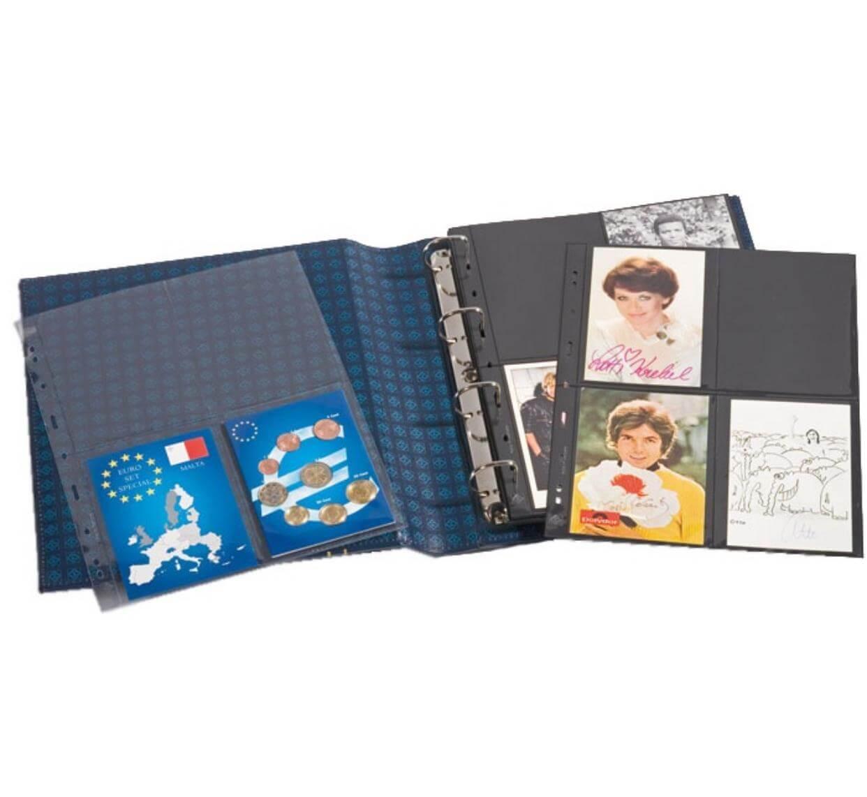 Álbum Leuchtturm Classic Grande com Box - Ref. 317159