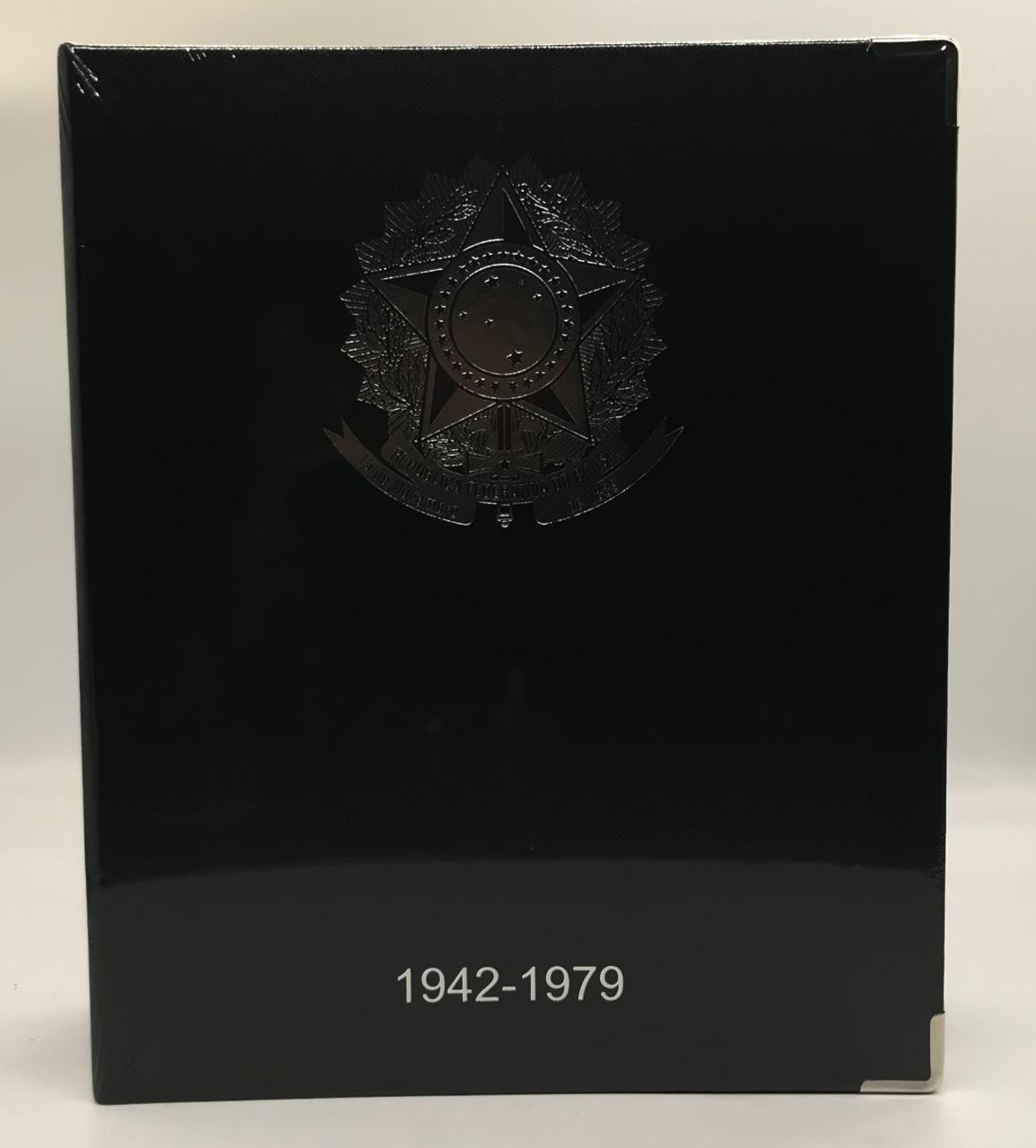 Álbum Luxo com box  N° 2 / 1942 -1979