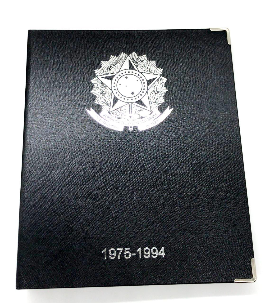 Álbum Luxo com box N° 3 / 1975 -1994