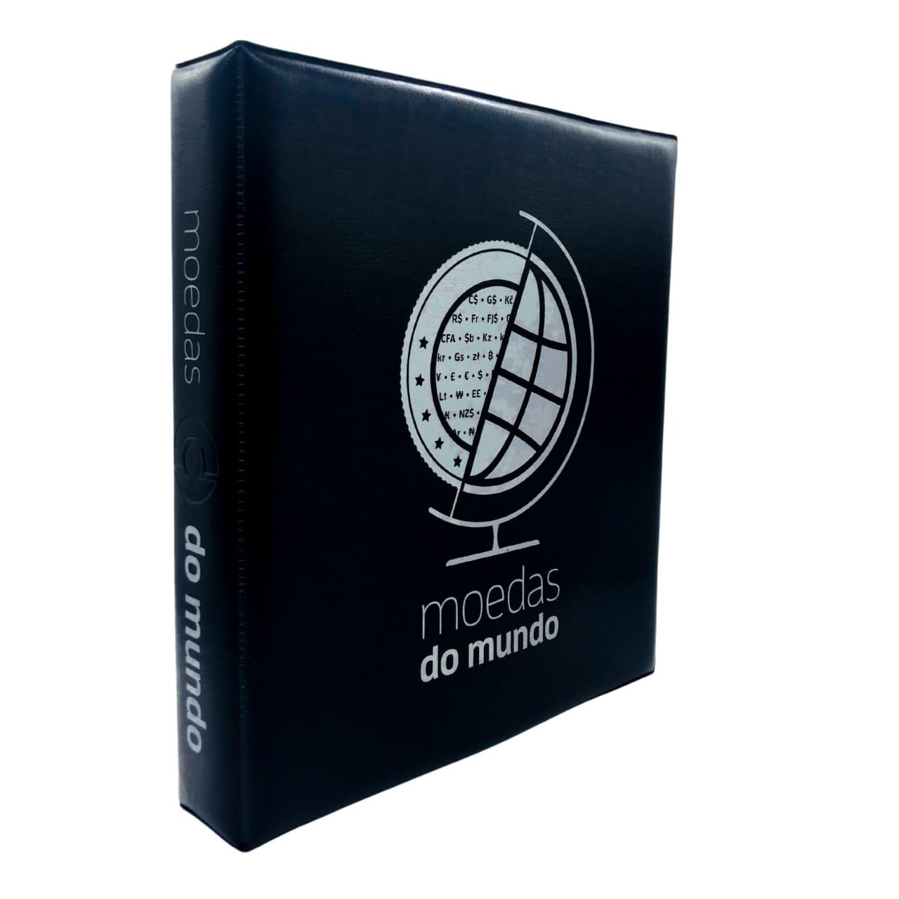 Álbum Moedas do Mundo - FMDMundo