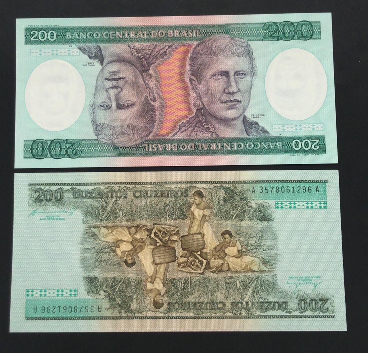 C159 - 200 Cruzeiros (FE)