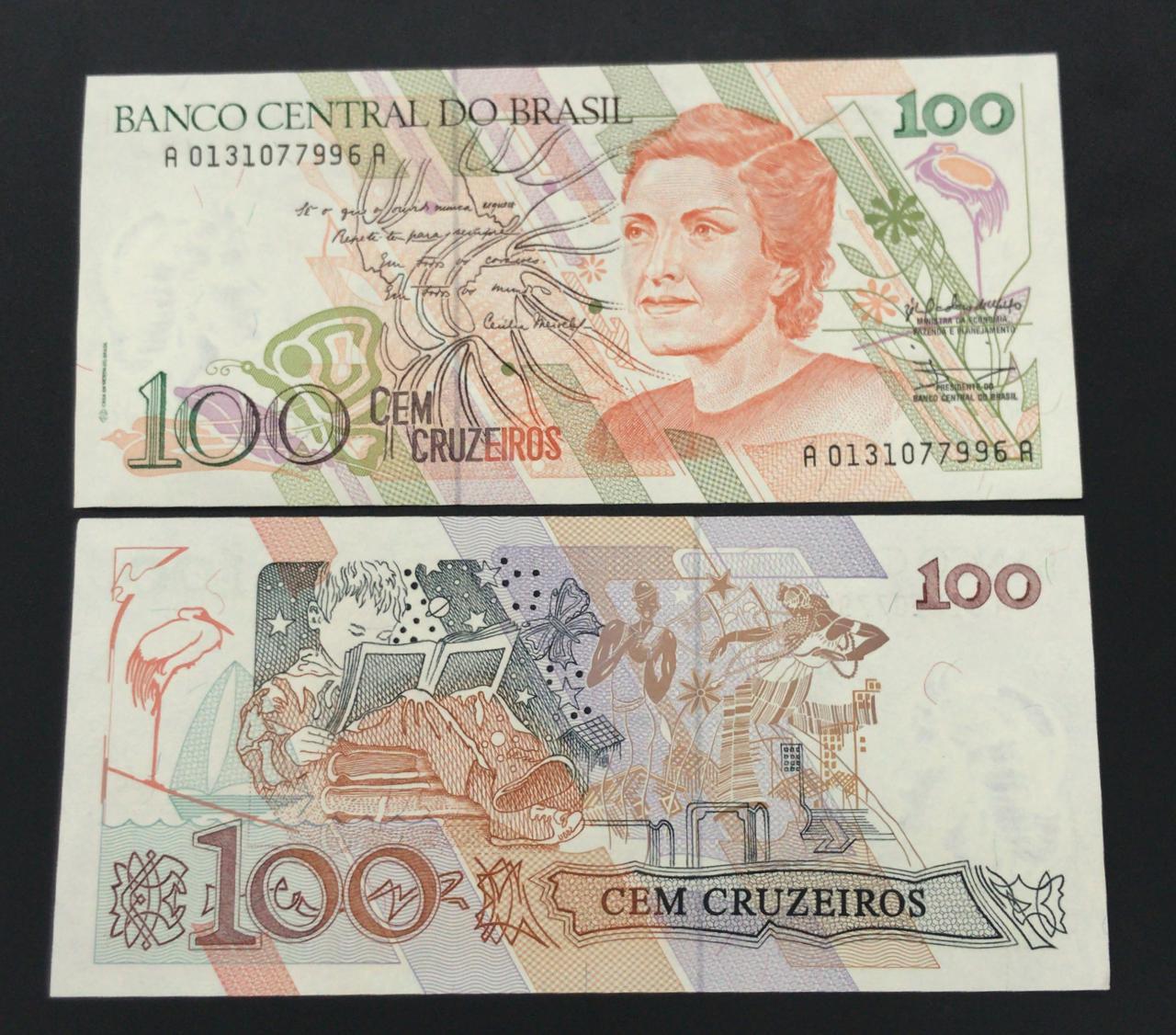 C214 - 100 Cruzeiros (FE)