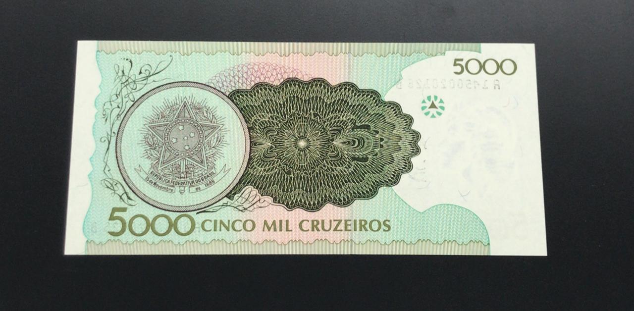 C222 5000 MIL CRUZEIROS