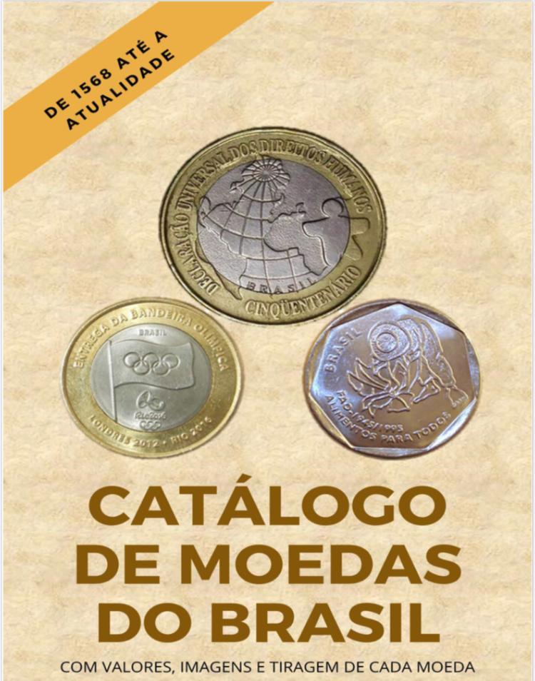 Catálogo de moedas do Brasil (PDF)