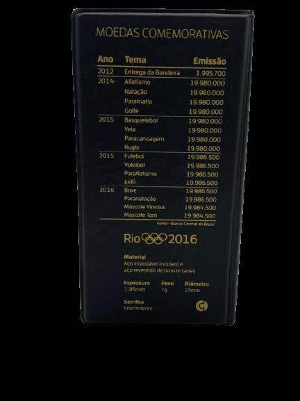 Coleção Completa das Olimpíadas MBC + Estojo