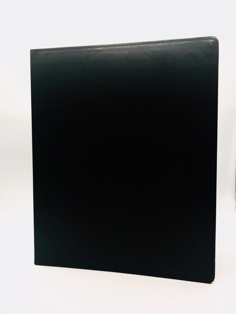 Fichário A4 para Moedas ou Cédulas 4 argolas reforçado e costurado