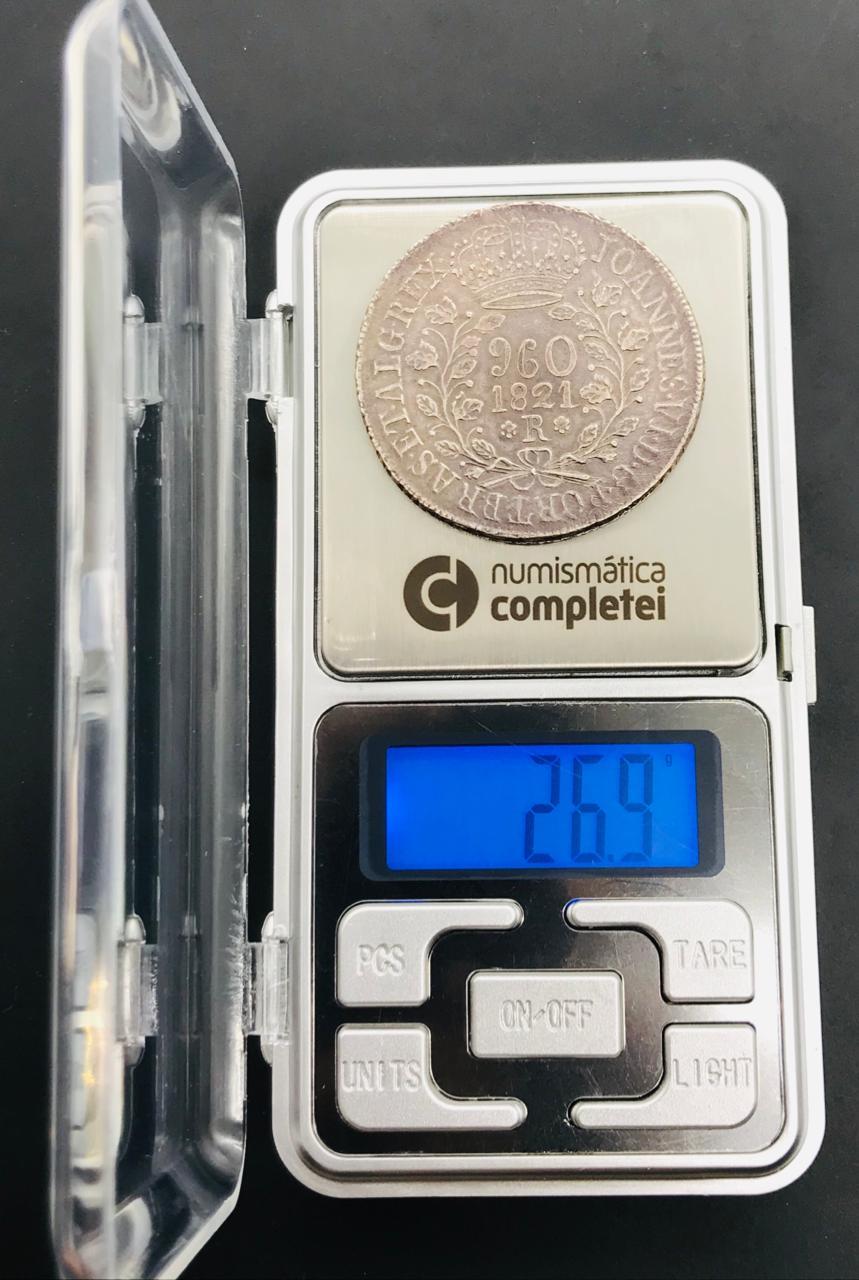 Mini Balança Digital De Bolso E Alta Precisão 0,01g Até 500g