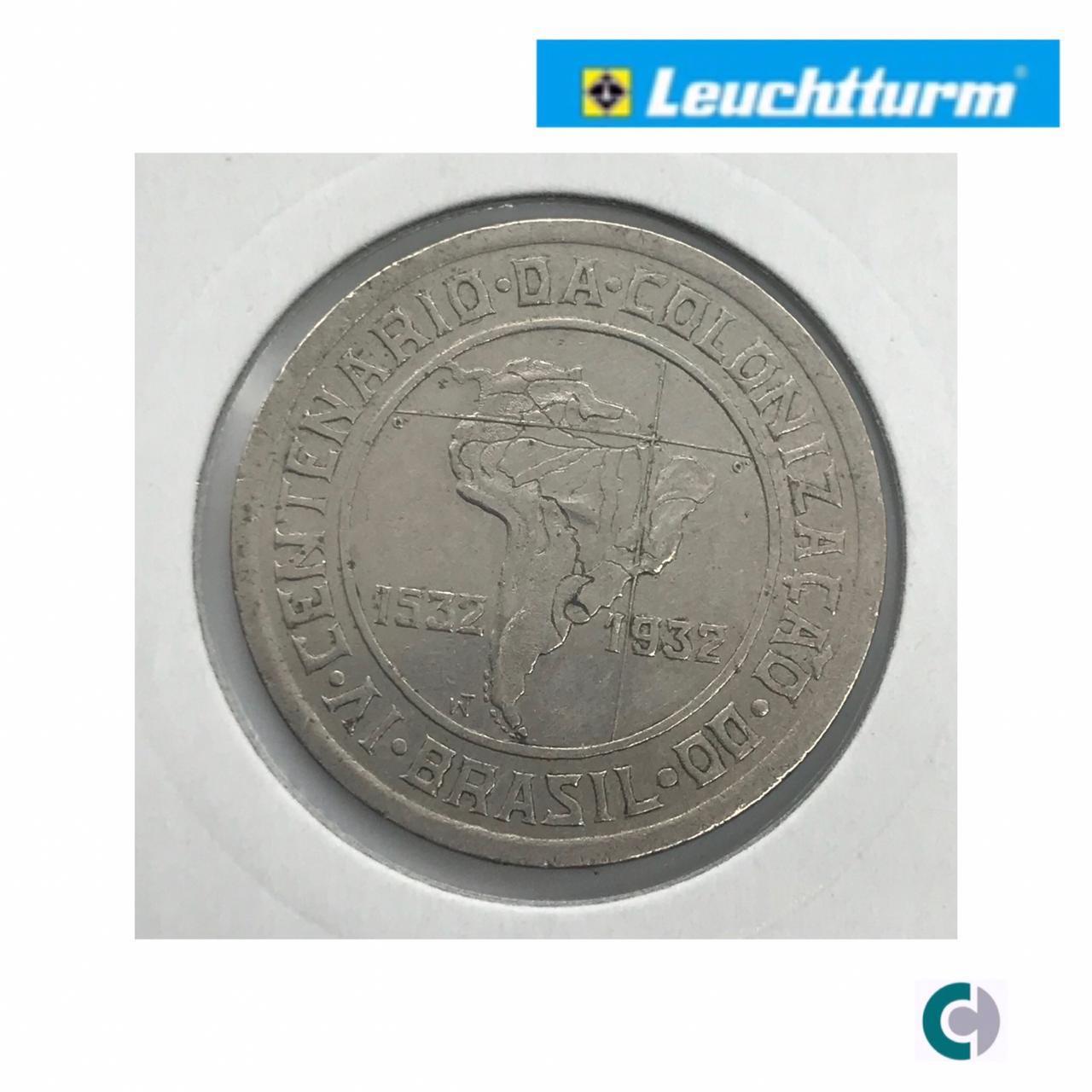 MOEDA 400 REIS 1932