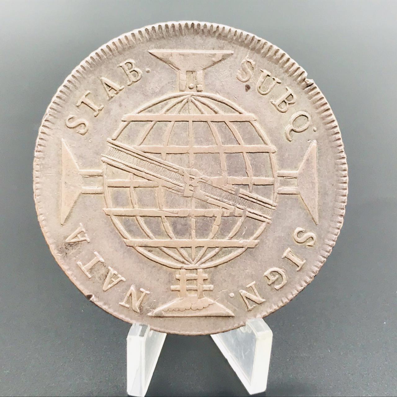 Moeda 960 Réis 1810 R (Patacão)
