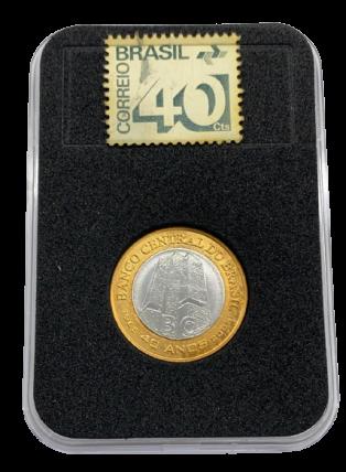Moeda BC 40 anos (FC)