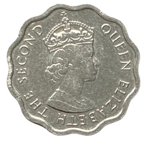 Moeda Belize 1 Cêntimo