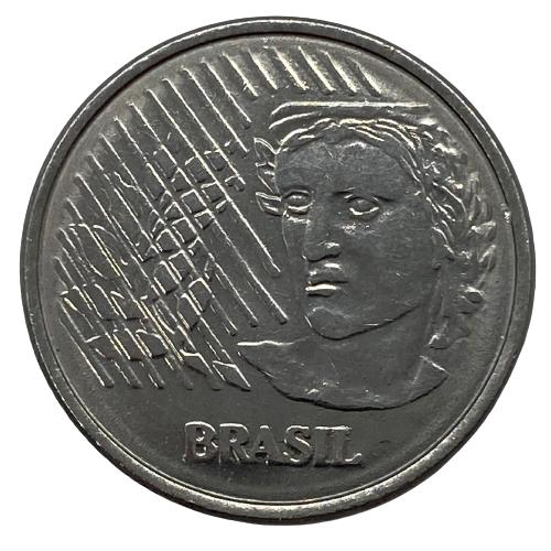 Moeda brasil 10 Centavos 1996 Fc