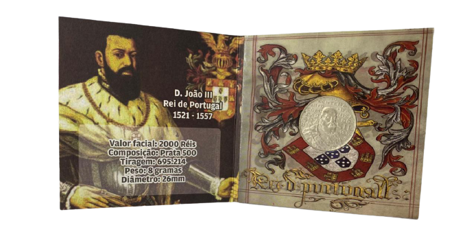 Moeda Brasil 2000 REIS 1932  (PRATA)