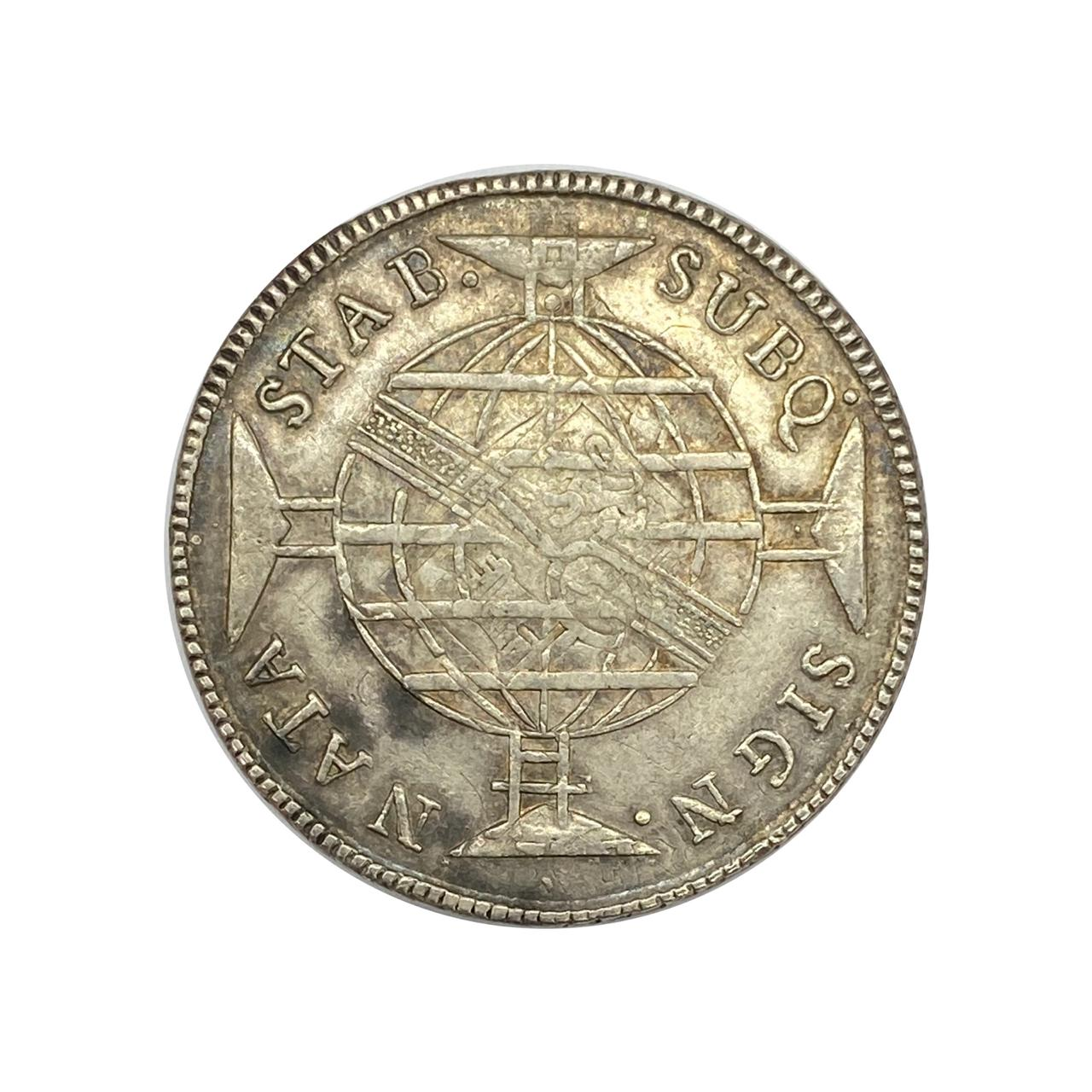 Moeda Brasil 960 Réis 1813 B - PATACÃO
