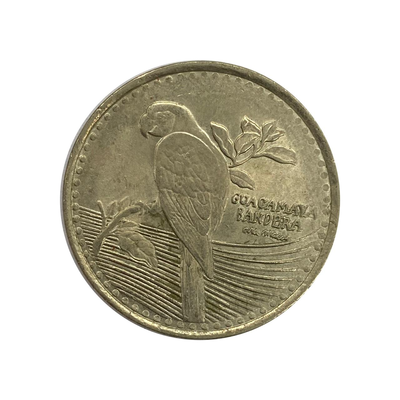 Moeda Colômbia Fauna 200 Pesos 2015 SOB