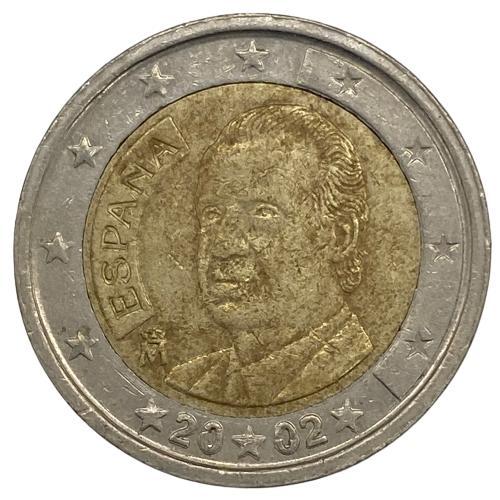 Moeda Espanha 2 Euros