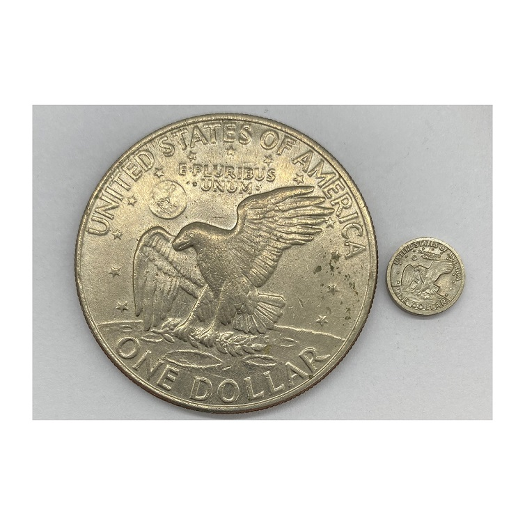 Moeda EUA 1 Dólar 1972 (Conjunto Mini) SOB