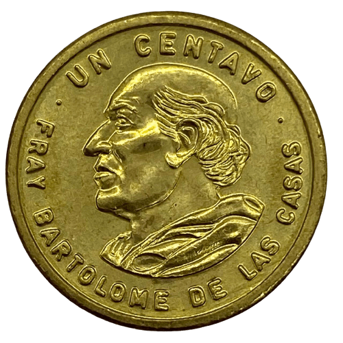 Moeda Guatemala 1 Centavo 1995 sob