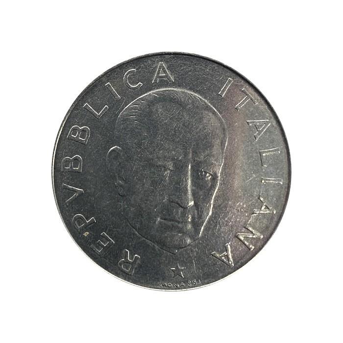 Moeda Itália 100 Liras 1974 SOB