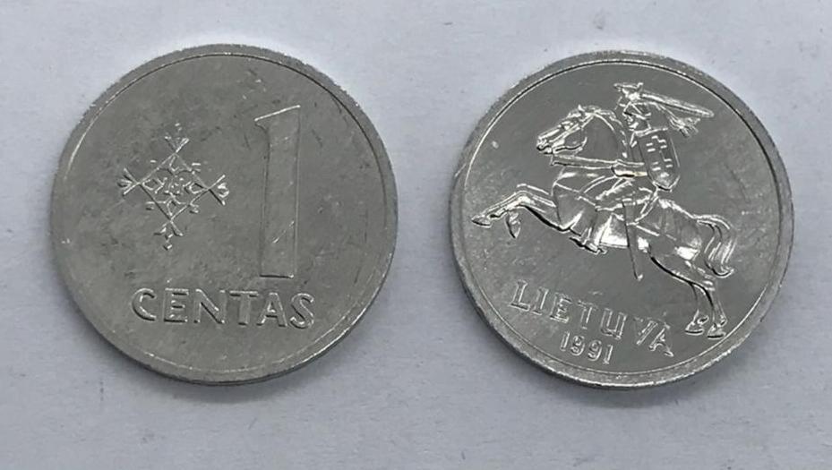 Moeda Lituânia