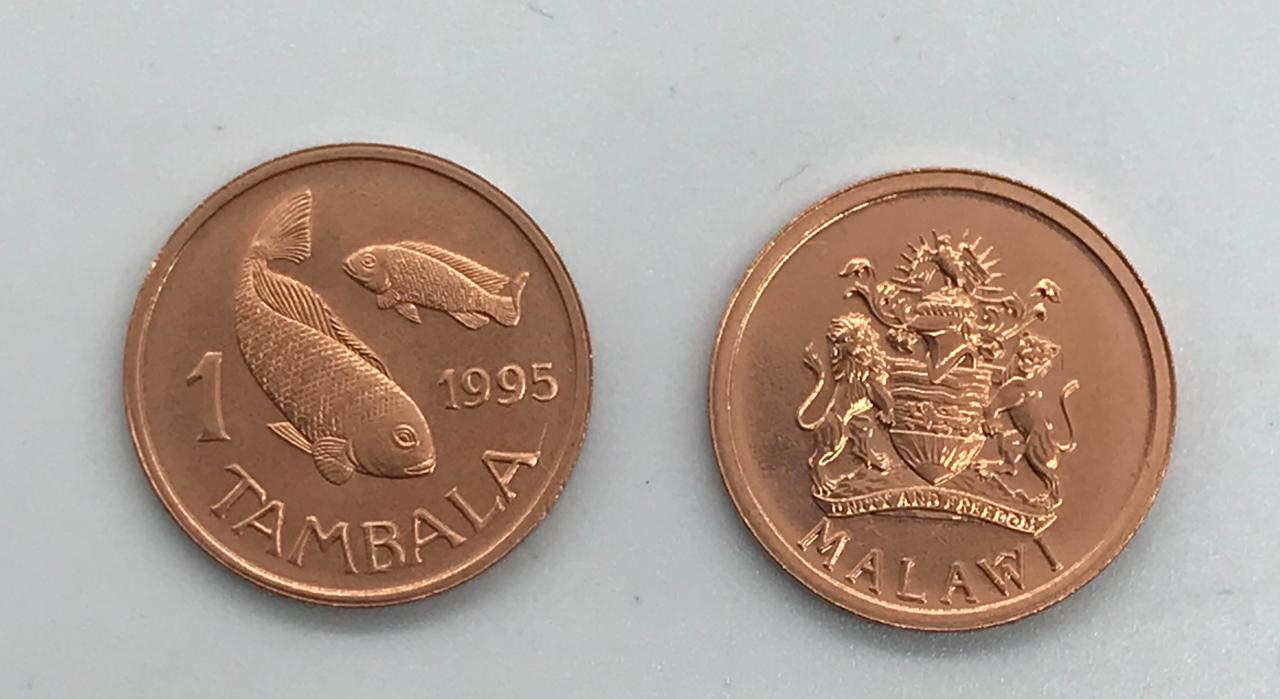 Moeda Malawi 1 Tambala (2002)