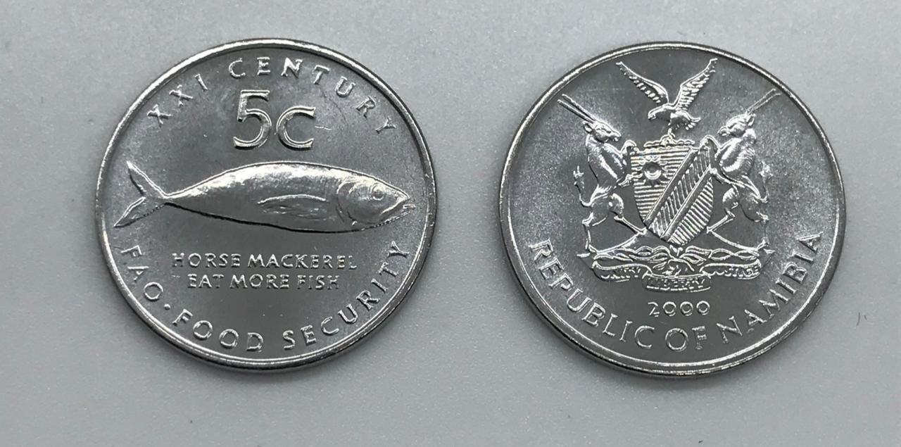 Moeda Namíbia