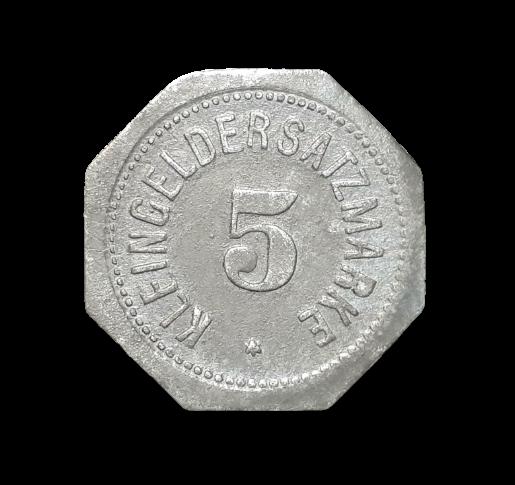 Moeda notgeld 1917