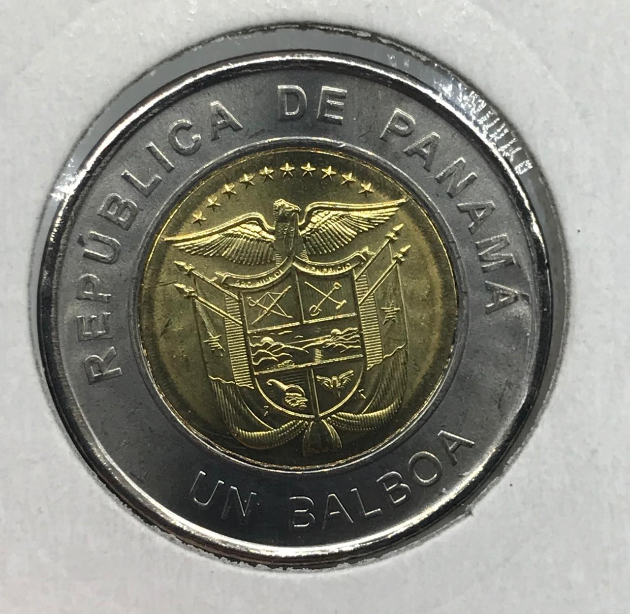 MOEDA PANAMA CENTENÁRIO DA CRUZ VERMELHA 2017