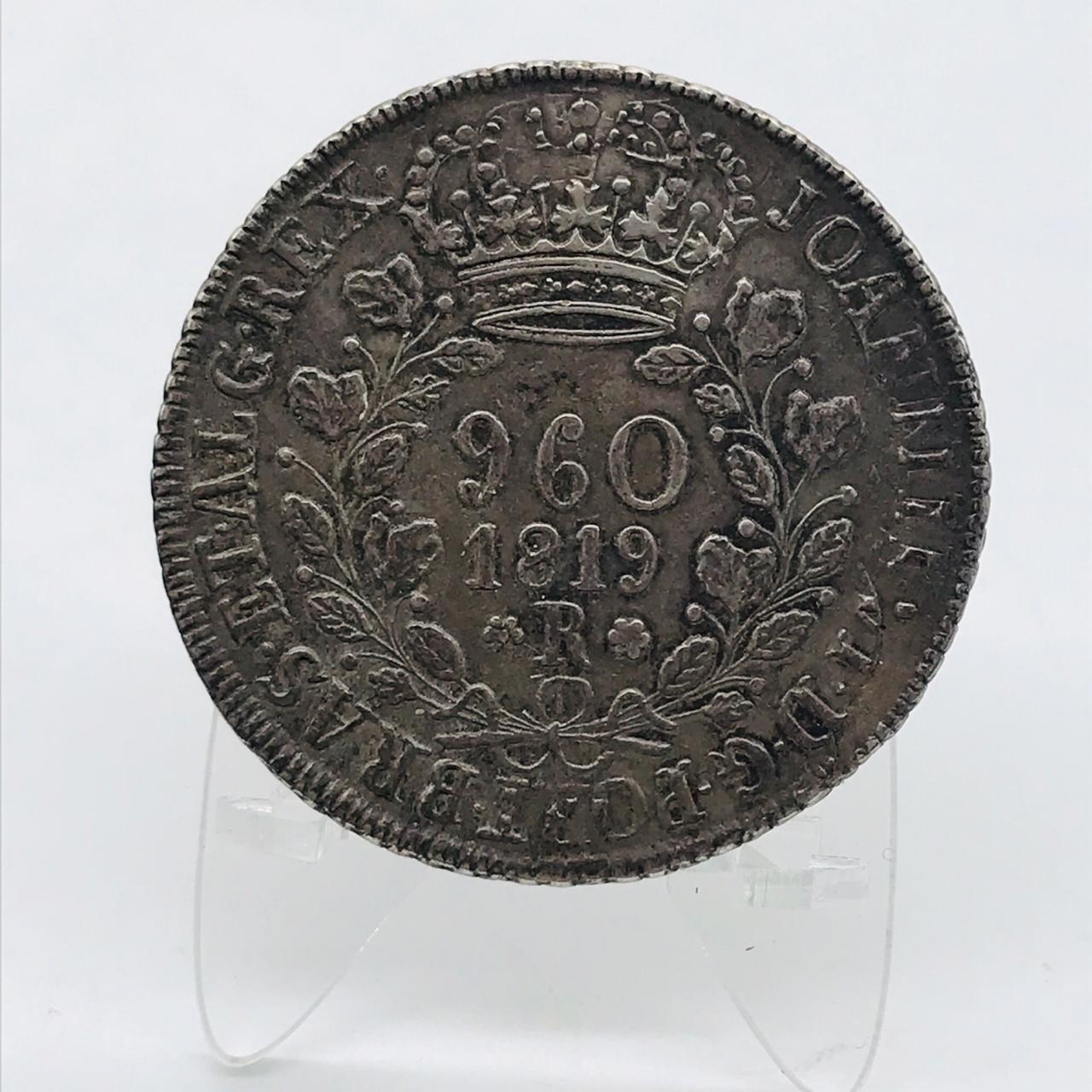 Patacão 960 reis 1819 R