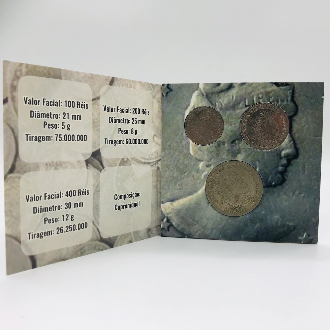 Série 1901 MCMI. Algarismo Romano Com o Folder