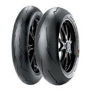Combo Pirelli Diablo SuperCorsa SP V2 120/70-17 + 190/55-17 TL (MAIS VENDIDO PARA SUPERSPORT)