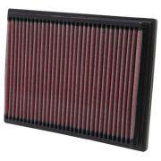 Filtro De Ar R 235x175 K&n-bmw-com Motor M50/6cilin. 33-2070