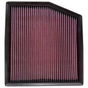 Filtro De Ar R 283x267 K&n-bmw-335i/135i/ 33-2458
