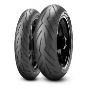 Par De Pneu Ducati Monster 1200 Pirelli Diablo Rosso Iii 3