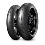 Par Pneu Honda Nc750 Pirelli Diablo Rosso Corsa 2