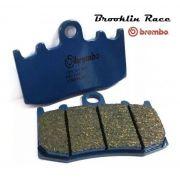 Pastilha Tras Brembo Carbono R1200gs Adv 05-13 07bb2607