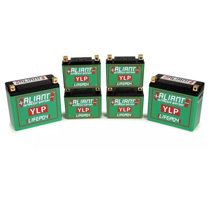 Bateria de litio para Street Triple 675 até 2012
