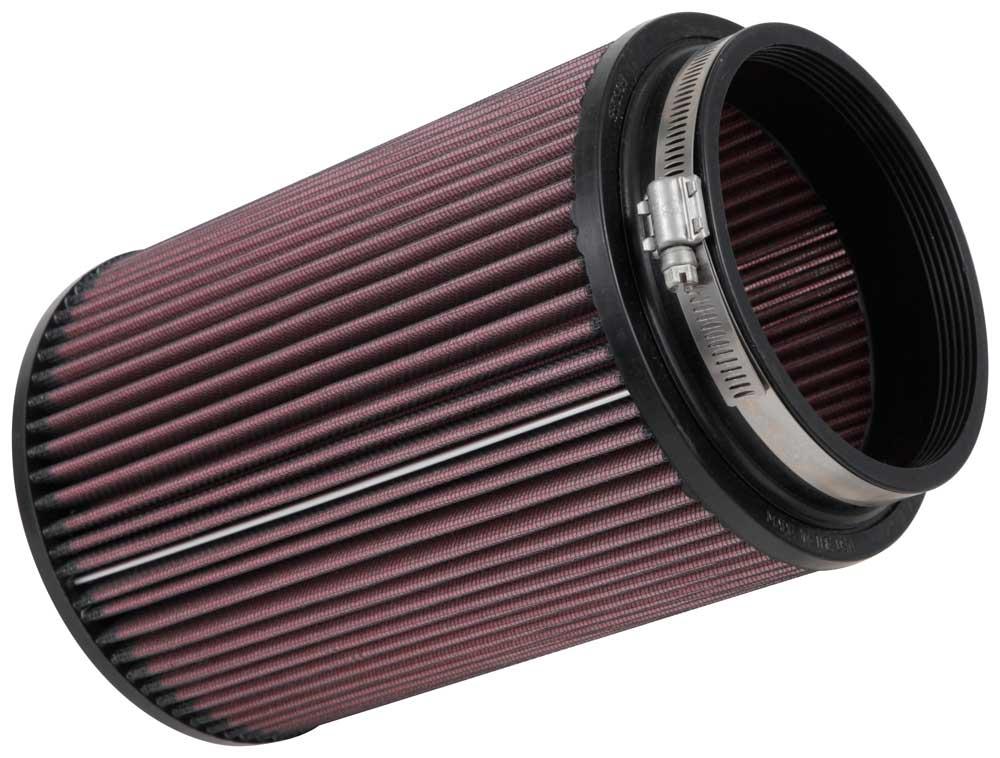 Filtro Ar Esportivo Cilindrico K&n Ru-3020 5 Pol Universal