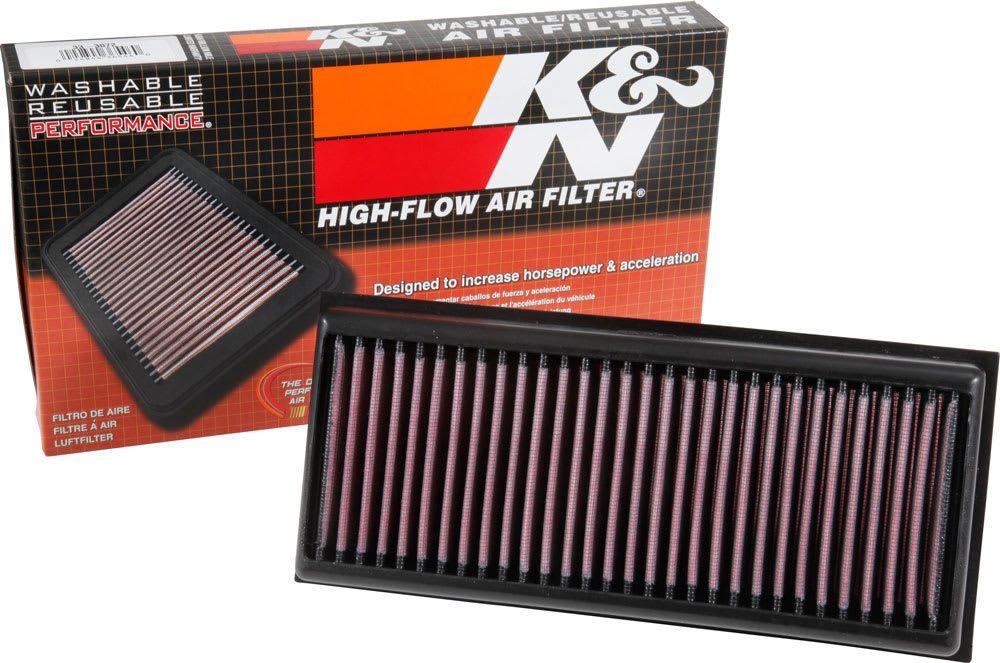 Filtro Ar Esportivo K&n C63 Amg 4.0 2014 À 2019 33-3072