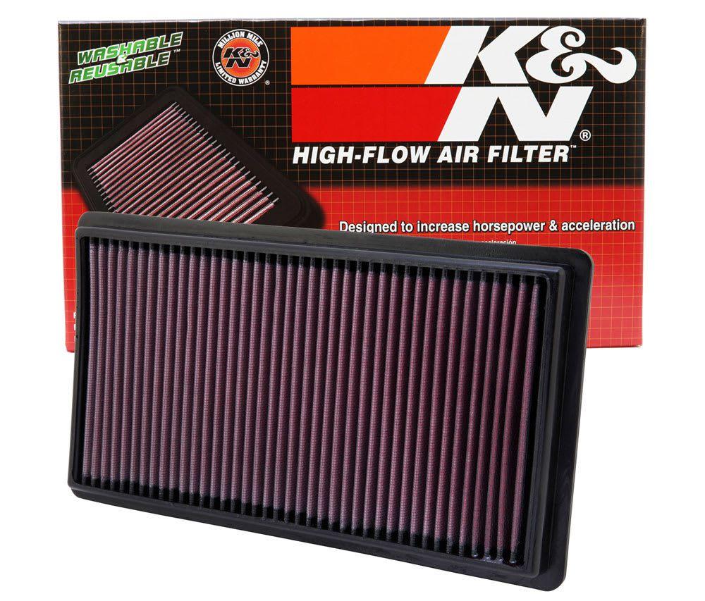 Filtro Ar Esportivo K&n Ford Explorer 33-2395