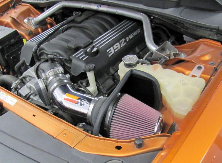 Filtro Ar K&n Challenger 6.4 V8 11-17 69-2545tp