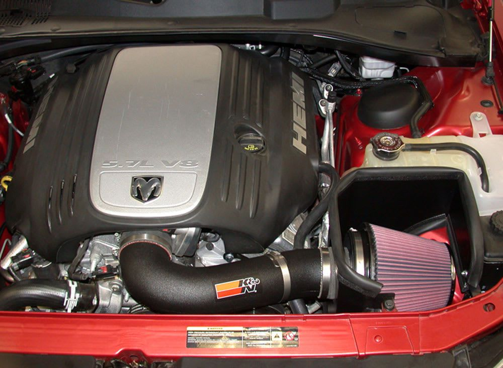 Filtro Ar K&n  Charger 5.7 V8 06-14  57-1542